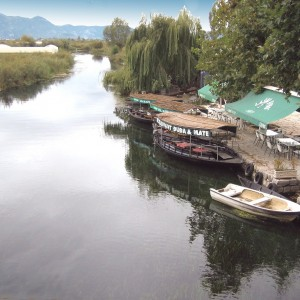 Traditional boats and local gastronomy in the Neretva, Th. Papayannis